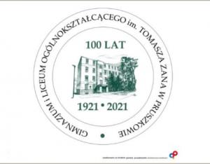Logo 100 lecia